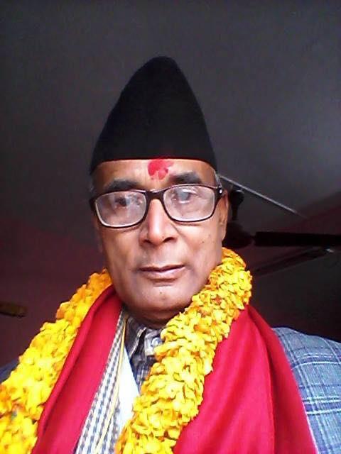 Tilak Raj Sharma
