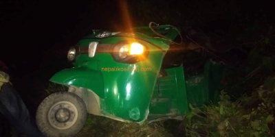 अटो दुर्घटनाका मृतकमध्ये चार जनाको सनाखत, चालक गम्भीर घाइते
