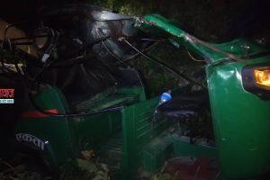 पूर्वी चितवनको भण्डारामा भयानक अटो दुर्घटना, ५ को मृत्यु, १ घाइते (बिवरण सहित)