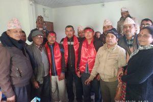 तरुण दल माडीको अध्यक्षमा शिवबहादुर कार्की