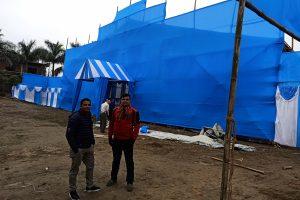 नेपाल जेसीजको महाधिवेसनको तयारी अन्तिम चरणमा, करिब तिन हजार अट्ने पण्डाल निर्माण