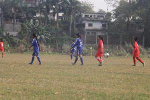 बागमती फुटबल क्लब सर्लाही र मकवानपुर महिला टिम सेमी फाइनल प्रवेश