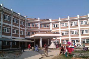 भरतपुर अस्पताललाई प्रदेशस्तरीय सरुवा रोग अस्पताल बनाइने
