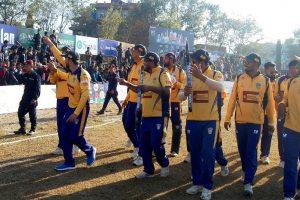 चितवन राइनोजलाई पीपीएल क्रिकेटको उपाधि