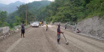 नारायणगढ–मुग्लिन सडकखण्ड दुई साता दिउँसो बन्द हुने
