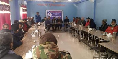 माडीमा गिरिजाप्रसाद कोइराला फाउण्डेसन कार्यालयको उद्घाटन