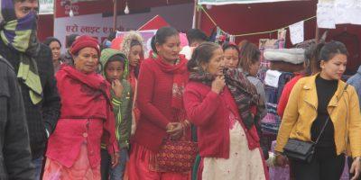 रत्ननगर महोत्सवअन्तर्गत विद्यालयस्तरीय नृत्य सम्पन्न