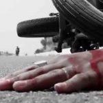 ट्रकको ठक्करबाट मोटरसाइकल चालक गम्भीर घाइते
