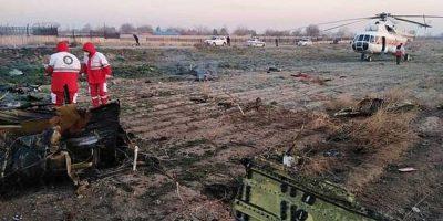 इरानको राजधानी तेहरानमा १८० जना व्यक्ति सवार बोइङ ७३७ विमान दुर्घटना