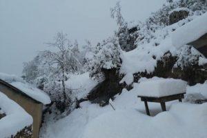 देशभर वर्षा, उच्च पहाडी र हिमाली भू–भागमा हिमपात