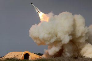 इरानले गरेको ब्यालेस्टिक मिसाइल आक्रमणमा परी ८० जना नागरिक मारिए