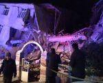 टर्कीमा शक्तिशाली भूकम्प, कम्तीमा १८ को मृत्यु