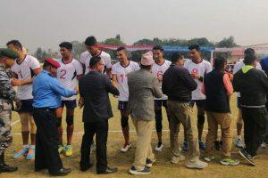 दिवाकर भुसाल स्मृति भलिबलमा नेपाल पुलिस र त्रिभुवन आर्मी विजयी