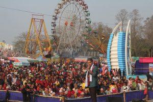 गैँडाकोट महोत्सवमा दर्शकको उत्साह थपिँदै, सोमबार समापन हुने