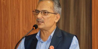 वैकल्पिक शक्ति समाजवादी पार्टी : पूर्वप्रधानमन्त्री भट्टराई