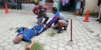 विपद् जोखिम न्यूनीकरणमा नेपाल दक्षिण एसियामा कमजोर