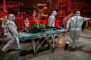 कोरोना भाइरसबाट चीनमा एक हजार ७७७ जनाको मृत्यु