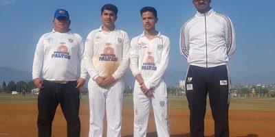अन्तरजिल्ला यु–१६ क्रिकेटको उपाधि नवलपुरलाई