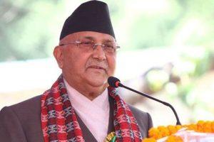 'समृद्ध नेपाल: सुखी नेपाली'को लक्ष्य प्राप्तिमा एकजुट हुन प्रधानमन्त्रीको आह्वान