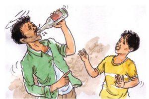 धनुषामा विषाक्त मदिरा सेवनबाट मृत्यु हुनेको सङ्ख्या १७ पुग्यो