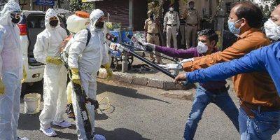 भारतमा एकैदिन सात हजार बढीमा संक्रमण, संक्रमितको संख्या एक लाख ५८ हजार नाघ्यो
