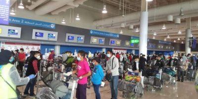 कोभिड–१९ महामारीपछि विदेशबाट १६ हजार नेपालीको उद्धार