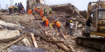 भारतको महाराष्ट्रमा भवन भत्किँदा कम्तीमा दस जनाको मृत्यु