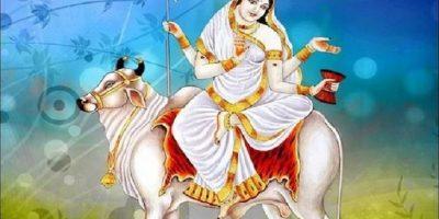 नवरात्रको आठौँ दिन महागौरीको पूजाराधना गरिँदै