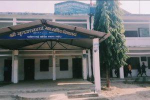 माडीको कृष्णनगर माबिमा खानेपानी लगाएतका विभिन्न पुर्बाधारहरुको समस्या