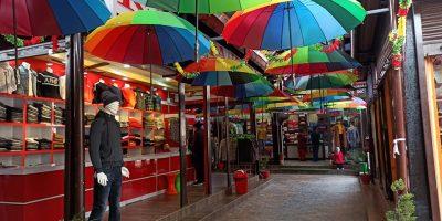 सौराहाचोकको साहारा सुपर मार्केट अब अम्ब्रेला स्ट्रिट पनि (फोटो फिचर सहित)