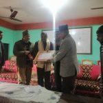 नेपाल राष्ट्रिय शिक्षक संगठन माडी नगर समितिको विस्तारित बैठक सम्पन्न