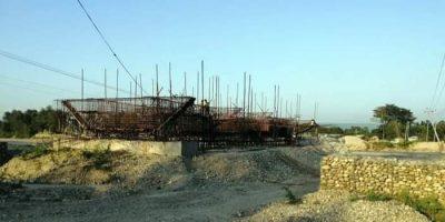 निकुञ्ज प्रशासनद्वारा माडीमा निर्माणाधीन पुल निर्माणको कार्यमा रोक
