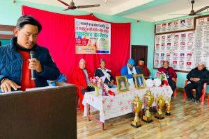 करवाकेली पुन युवा क्लबले राष्ट्रिय स्तरको भलिबल प्रतियोगिता आयोजना गर्दै