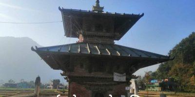 पोखराको ईशानेश्वर महादेब र गणेश मन्दिरको दर्शन गर्नाले मनाेकामना पुरा हुने जनबिश्वास