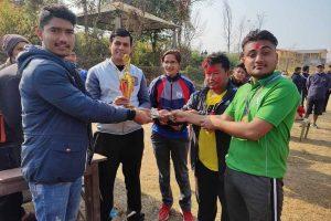 माडी स्तरीय नकआउट टि २० क्रीकेटकाे उपाधी कल्याणपुर युथ क्लबलाई