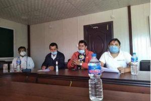 माडीमा पत्रकार सम्मेलनद्वारा ५२ औं कार्यपालिका बैठक सम्पन्न