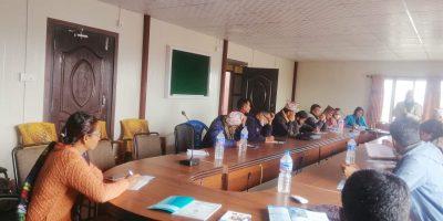 माडीमा भ्रष्टाचार बिरुद्ध अभियान चितवनद्वारा एकदिने अन्तरक्रिया कार्यक्रम सम्पन्न