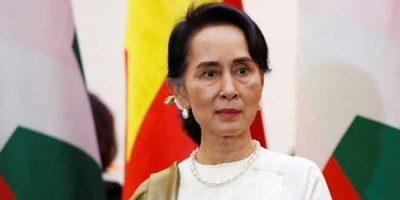 म्यानमारमा सरकार र सेनाबीच बढ्दो तनाव, पक्राउ परिन नेतृ आङ साङ सुकी