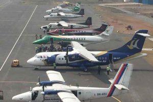 कोरोना कहरः आन्तरिक उडान आज रातिदेखि र अन्तर्राष्ट्रिय उडान २२ गतेदेखि बन्द हुने