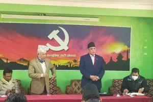 अलग भए प्रचण्ड र माधव समूह, अब प्रचण्ड माओवादी केन्द्रमा र माधव एमालेमा