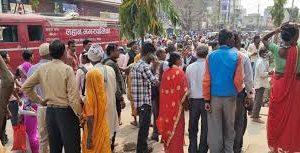 लहानस्थित मालपोत कार्यालयमा बम विस्फोट, घाइतेलाई काठमाण्डौ लगियो, गोहित समूहले लियो जिम्मा