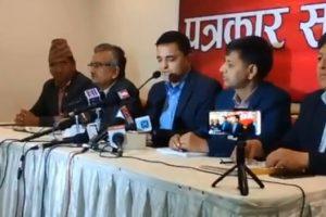 माधव नेपाल समूह भन्छः ओलीले पार्टी फुटको गतिविधि गरेकाले कारबाहीको भागिदार हुनेछन्