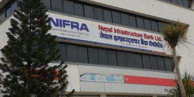 नेपाल स्टक एक्सचेन्जले नेपाल इन्फ्रास्टक्ट्रचर बैंक (निफ्रा) लाई सोध्यो स्पष्टीकरण