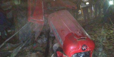 राप्तिको चिउरिटारमा ट्रयाक्टर दुर्घटना, ५ को मृत्यु, १९ जना घाइते, केहिको अवस्था गम्भिर