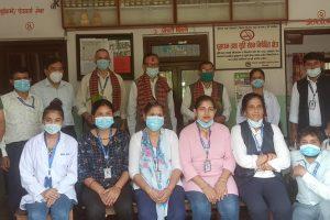 """""""आयुर्वेदिक उपचारका लागि रत्ननगर जाउँ"""" भन्ने अभियान चलाउनु पर्छः सांसद कृष्ण खनाल"""