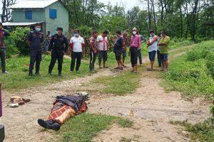 गैँडाको आक्रमणमा परि कालिका नगरपालिका निवासी एक महिलाको मृत्यु