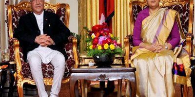राष्ट्रपतिद्धारा मध्यरातमा संसद विघटन, कात्तिक २६ र मंसिर ३ मा मध्यावधि चुनावको घोषणा