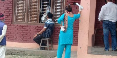 अब रत्ननगरमा निःशुल्क एन्टिजेन परीक्षण