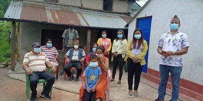 माडीमा युनिक ढकाल बचाउँ अभियान सुरु