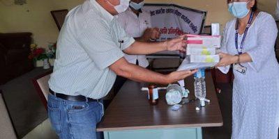 विहीवारदेखि रत्ननगर नगरपालिकाले ज्येष्ठ नागरिकलाई घरघरमै स्वास्थ्य परीक्षण गर्ने